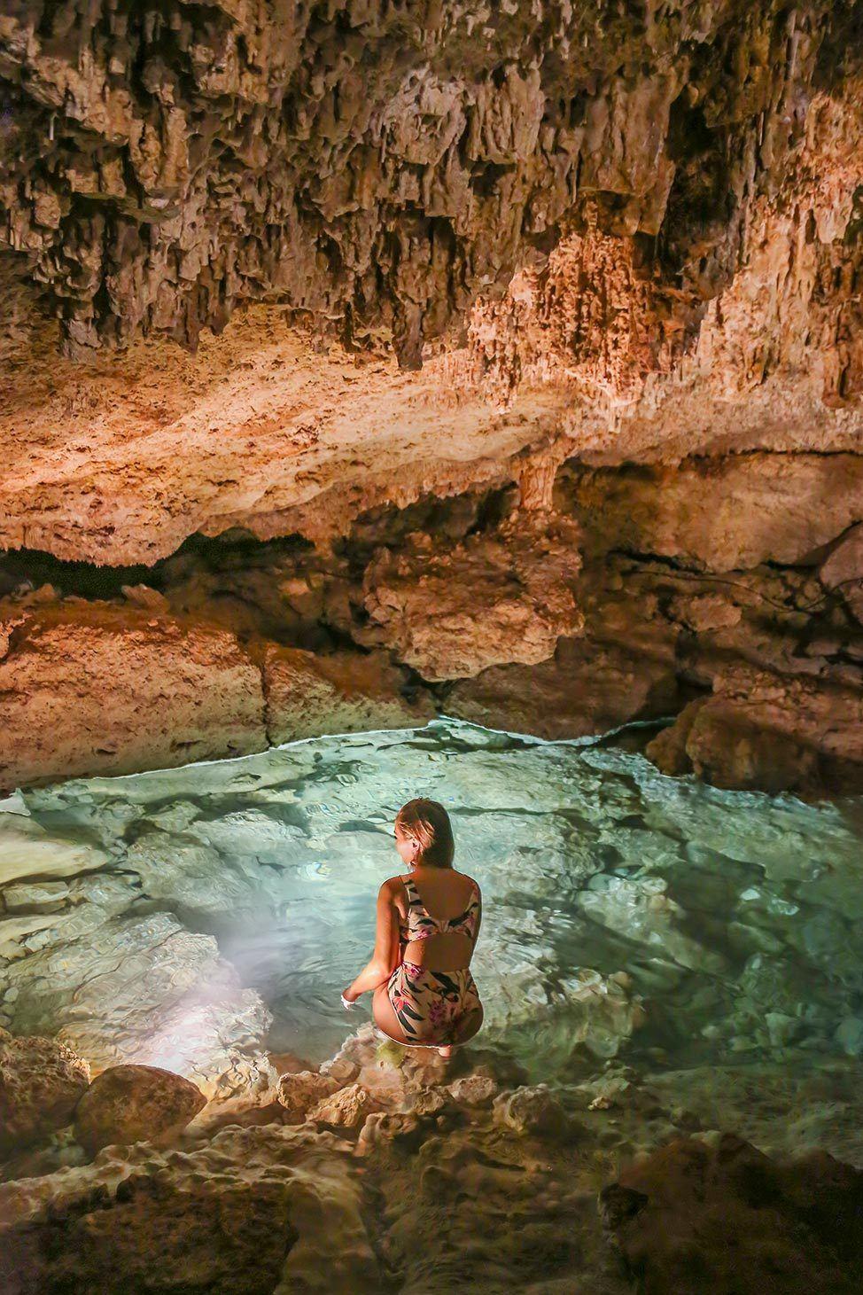 Dzul Ha Cenote at Hacienda Sotuta de Peon