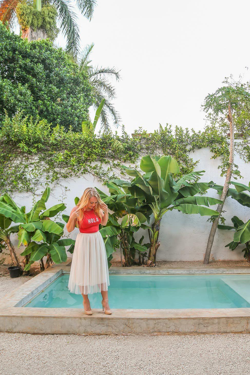 Colorful Merida Travel Blog Post
