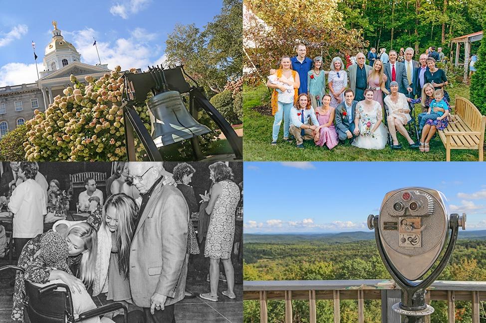 New Hampshire Travel Blog Recap