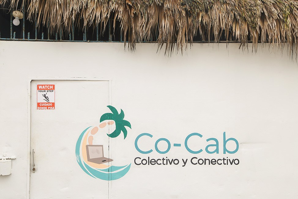 Co-Cab Coworking Space Cabarete