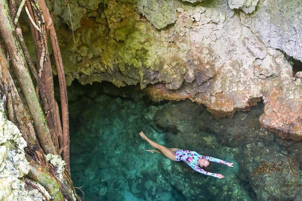 Cuevas De Cabarete in El Choco National Park