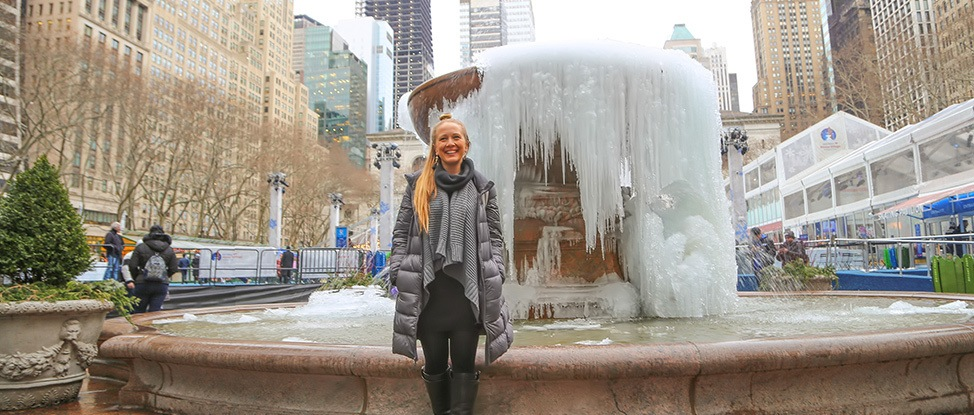 Yoga Trainings, A Travel Show, and Time with Friends: January in New York City thumbnail