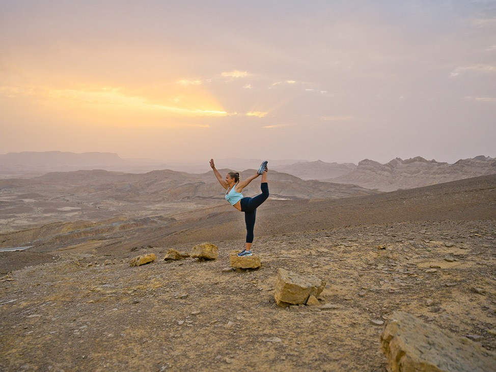 Wander Women Israel: A Yoga and Adventure Retreat