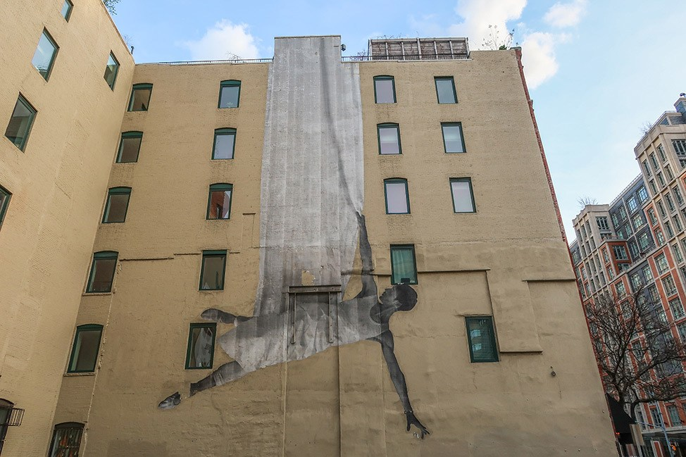 New York murals