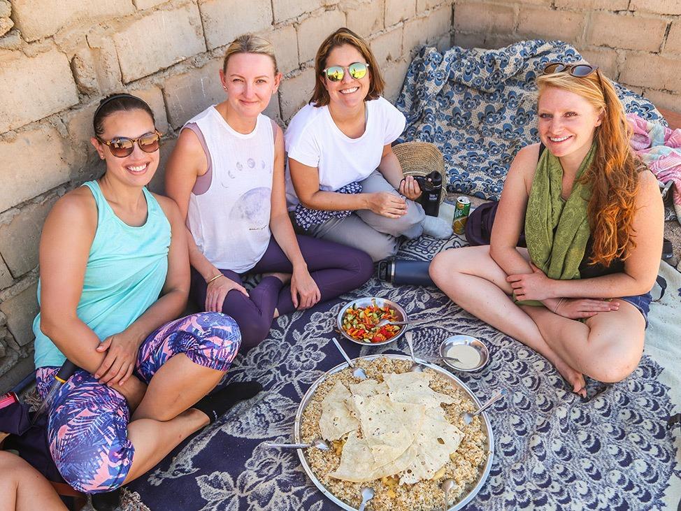 Wander Women Red Sea Women's Dive and Yoga Retreat