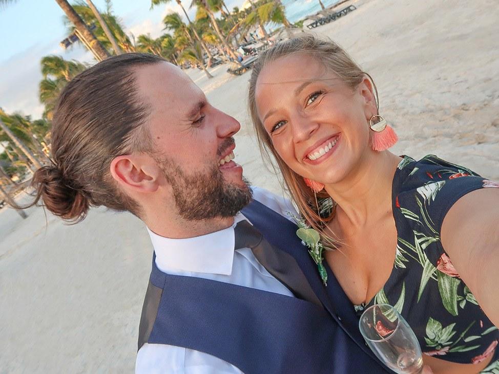 Barceló Maya Caribe Wedding