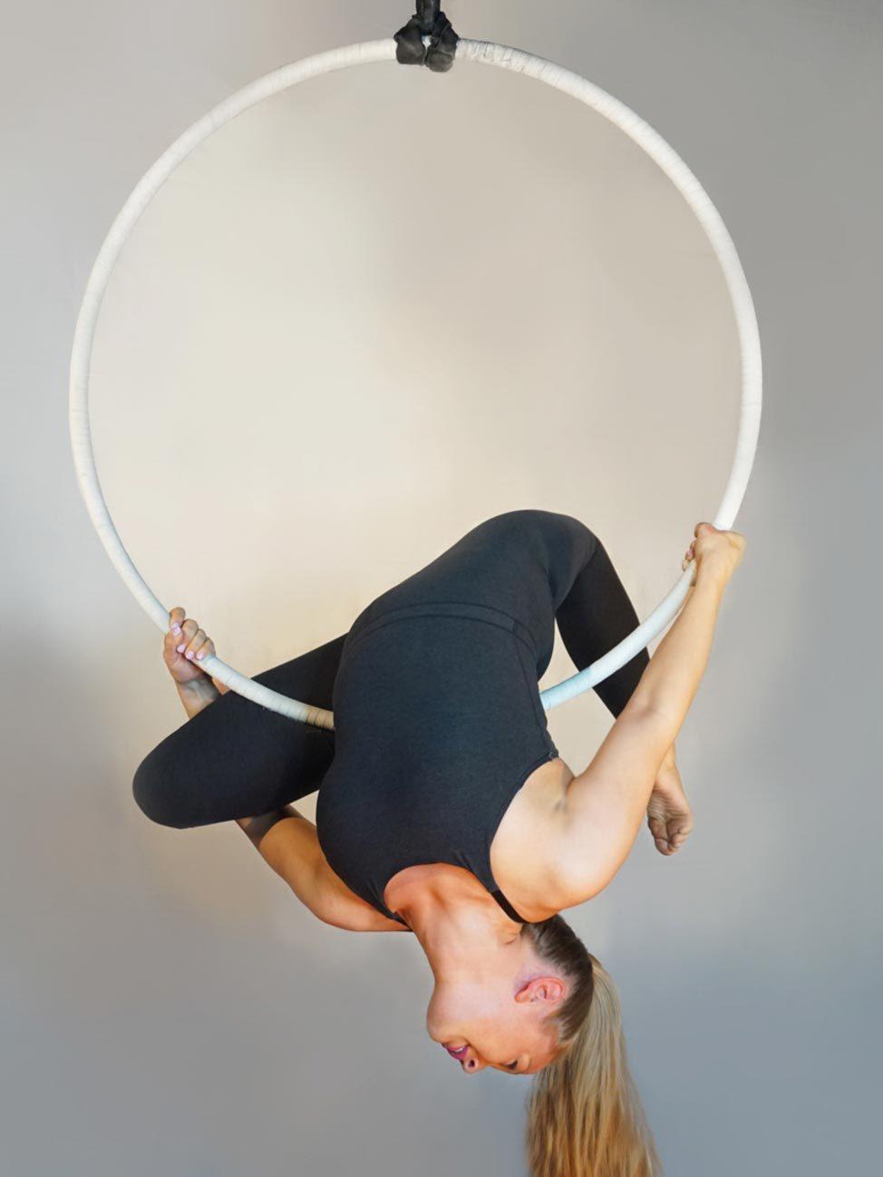 Aerial Arts Photoshoot at Good Karma Studio in Albany, New York