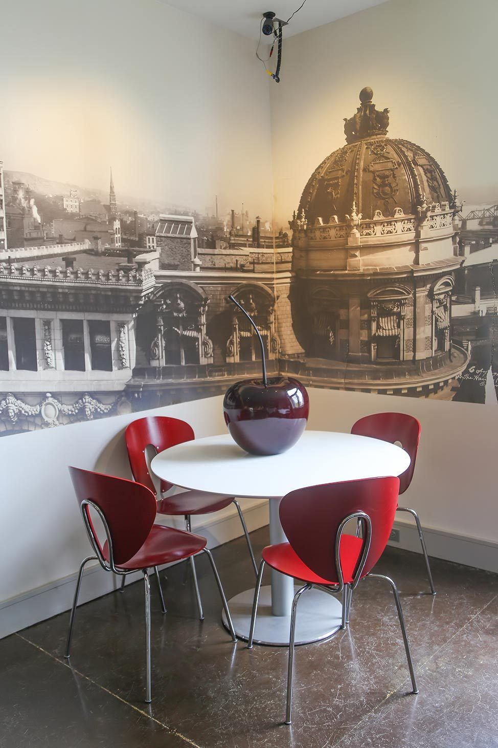 Albany Institute of History & Art Cafe