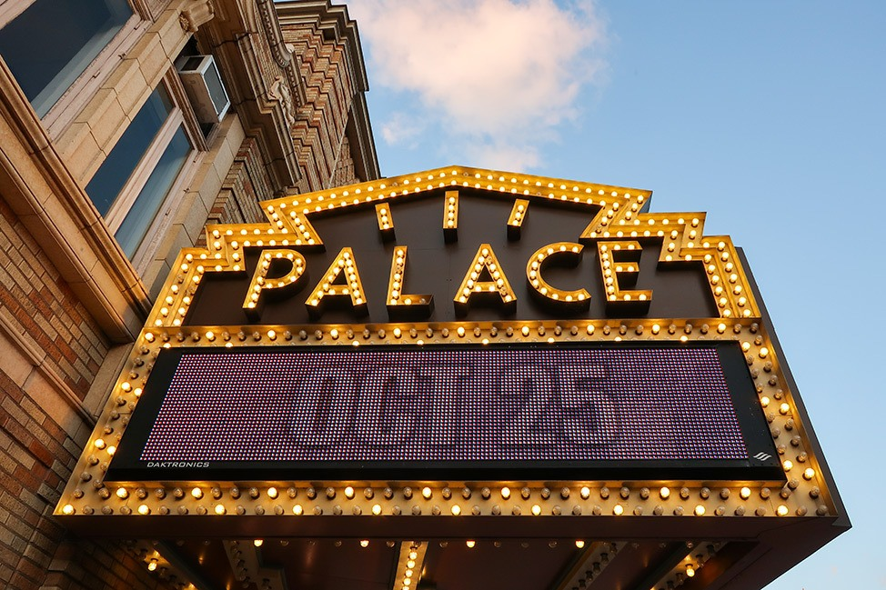 The Palace in Albany New York