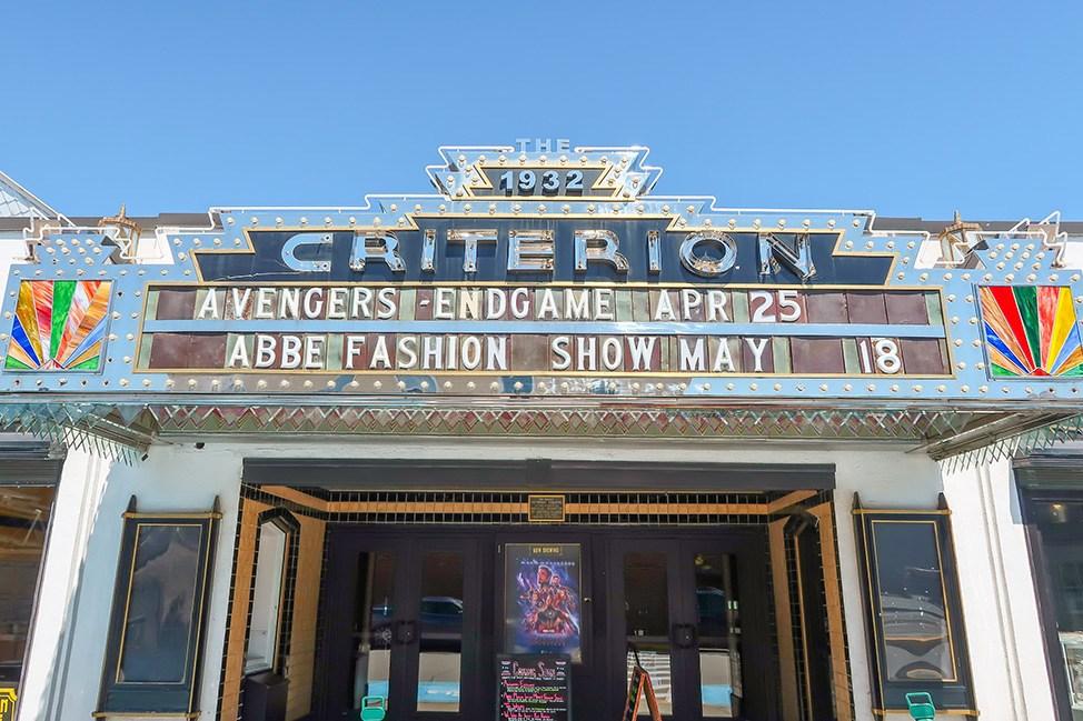 Bar Harbor Criterion Theatre
