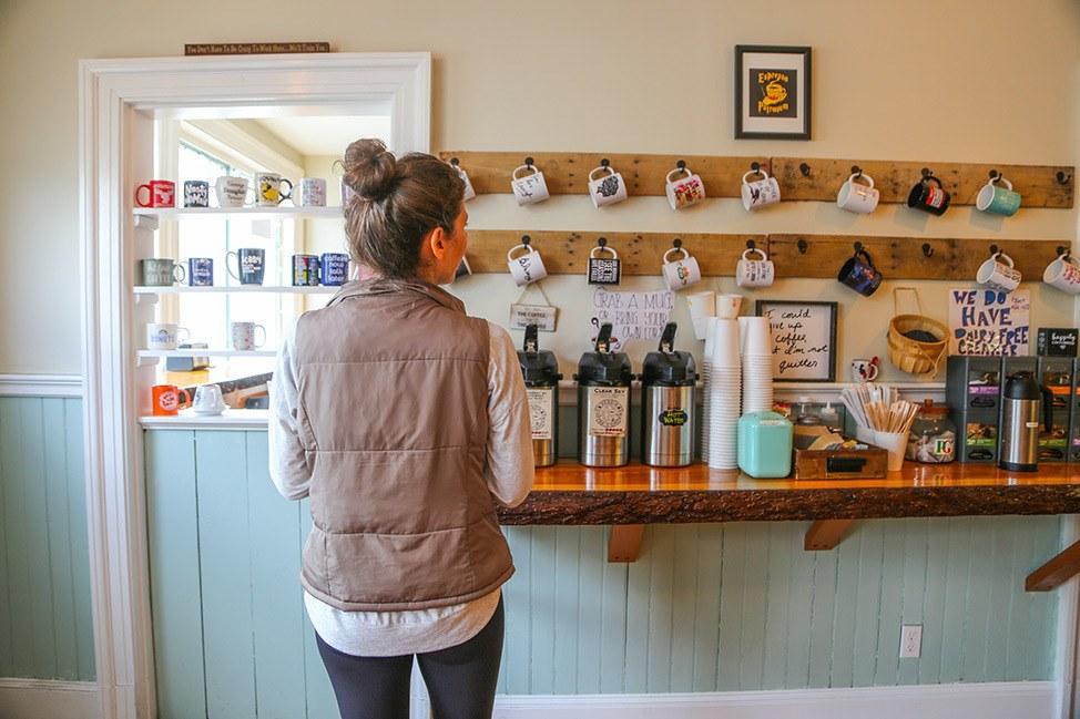 Mount Dessert Bakery, Bar Harbor, Maine