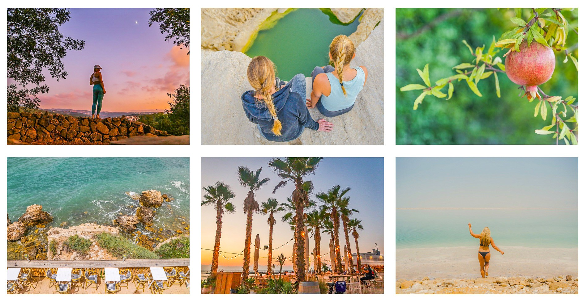 Wander Women Wednesdays: Announcing Our (Nearly Sold Out!) Yoga, Dive and Adventure Retreat in Israel thumbnail