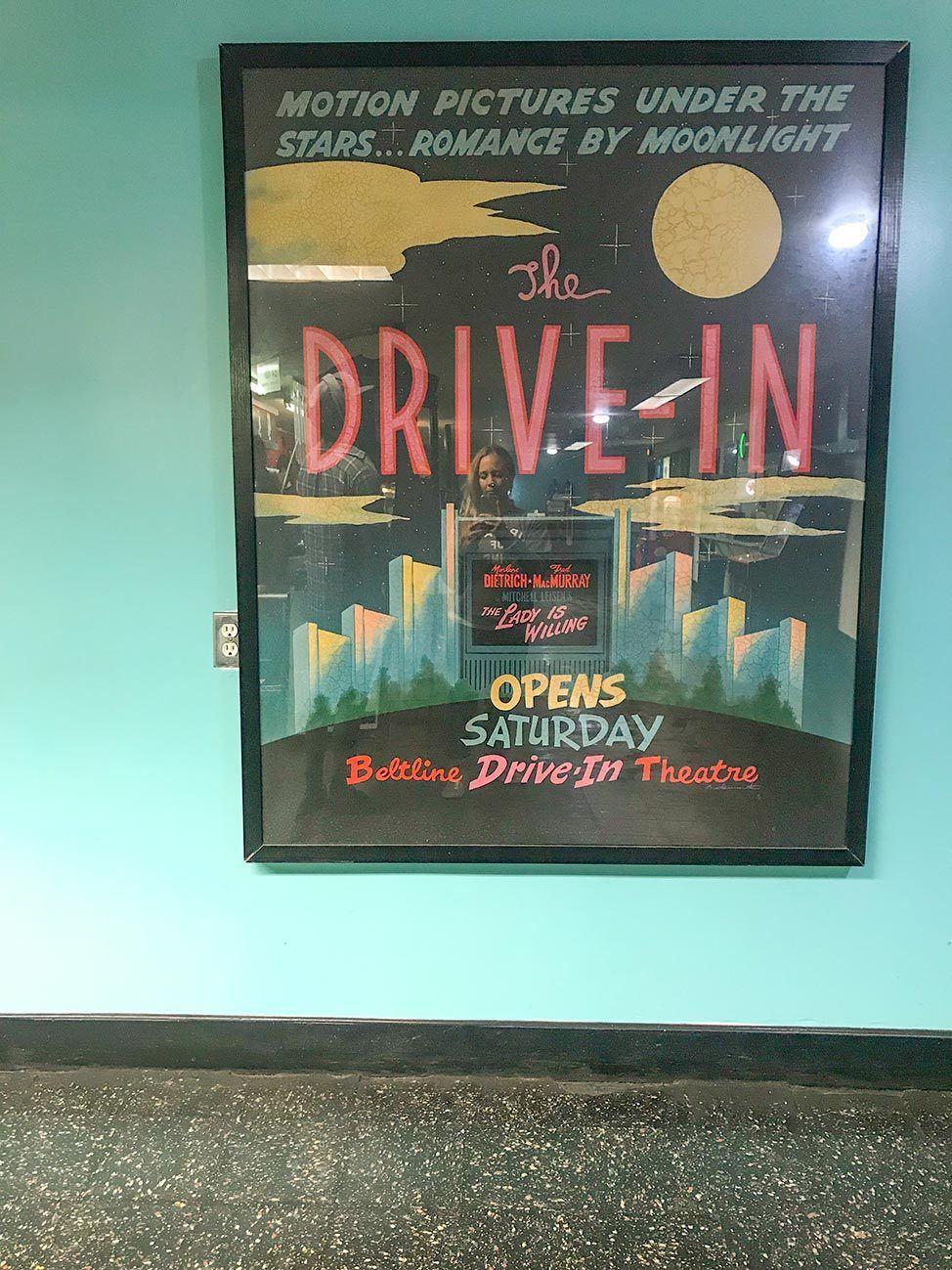 Drive In Theater, Albany NY