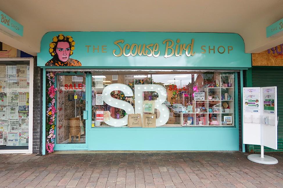 Scouse Bird Shop, Crosby