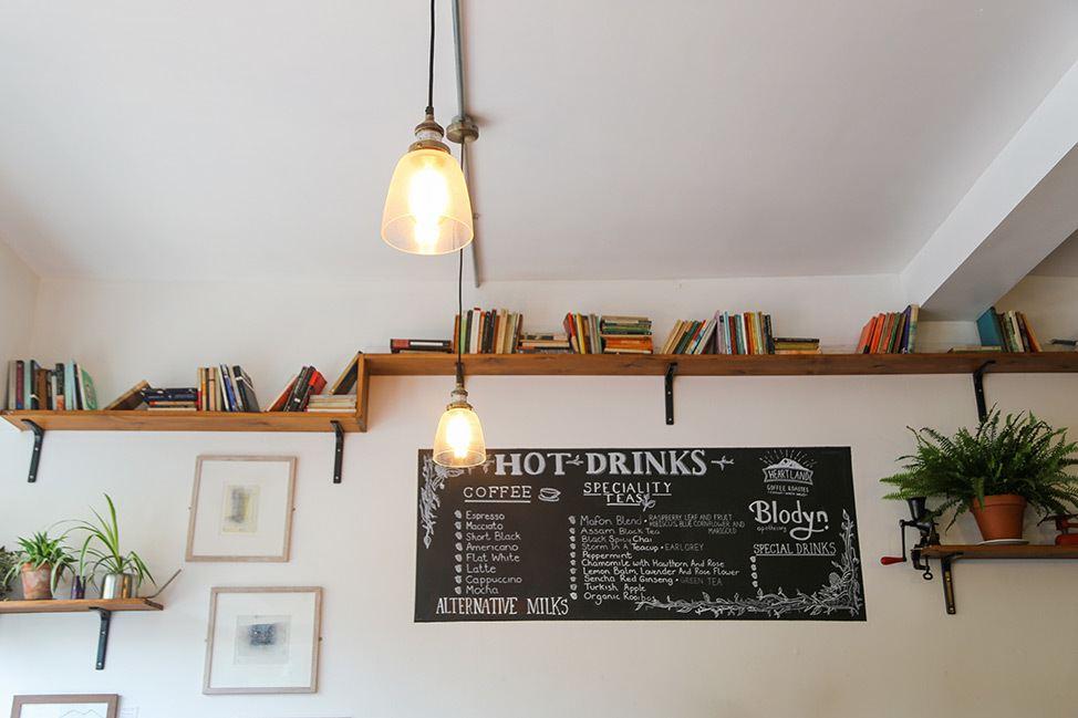 Mafon Cafe, Llanberis, Caernarfon, Wales