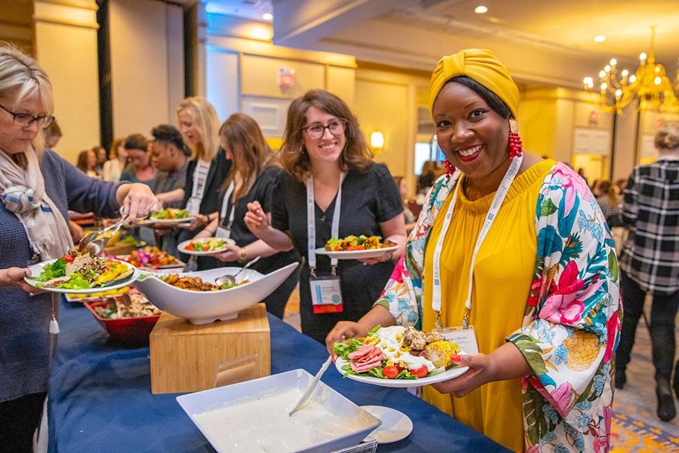 The 2019 Women In Travel Summit in Portland, Maine