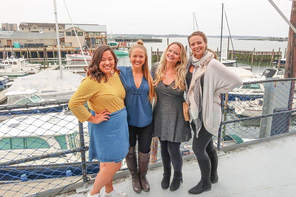 WITS Welcome Party in Portland, Maine