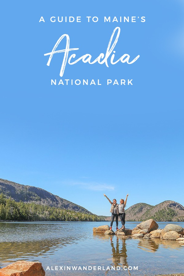 A Guide to Acadia National Park in Maine
