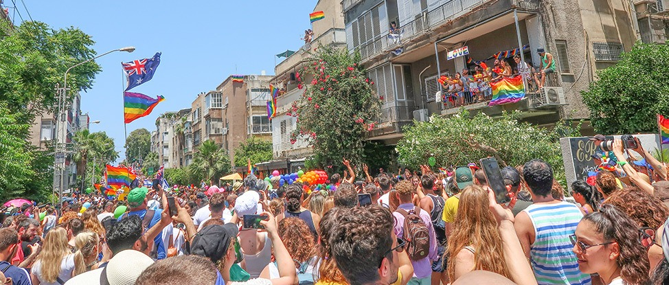 Celebrating Pride at the Middle East's Biggest Party thumbnail