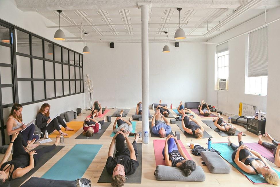 Y7 Yoga Teacher Training