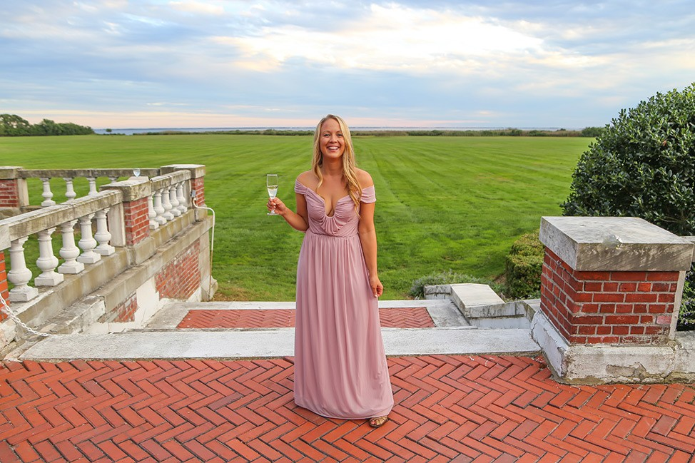 Wedding at Bourne Mansion in Long Island