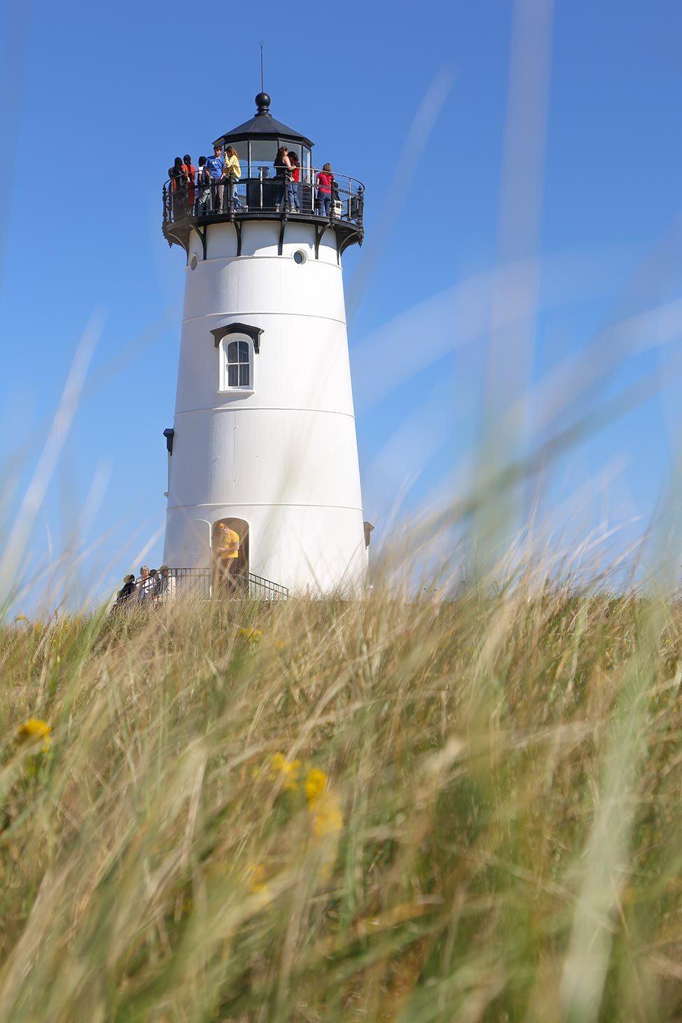 Lighthouse in Martha's Vineyard