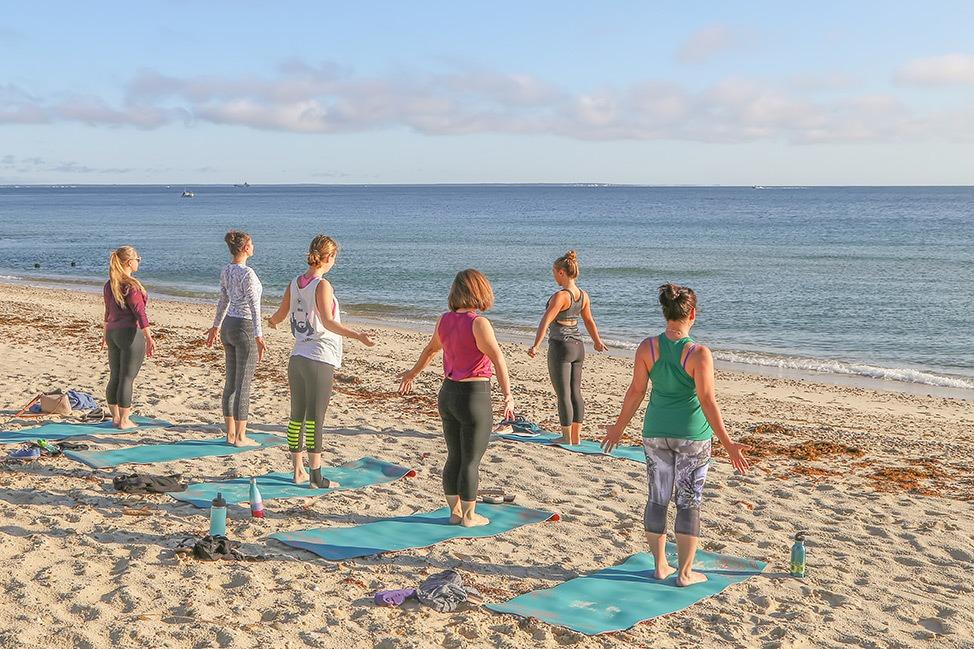 Yoga Retreat in Martha's Vineyard