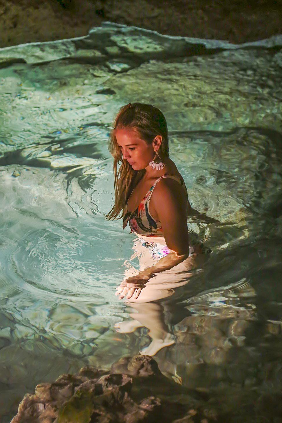 Cenote in Merida