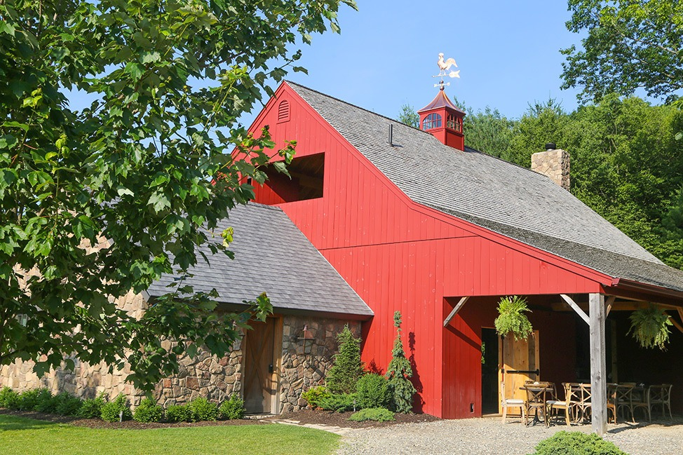 Summer at June Farms in Upstate New York