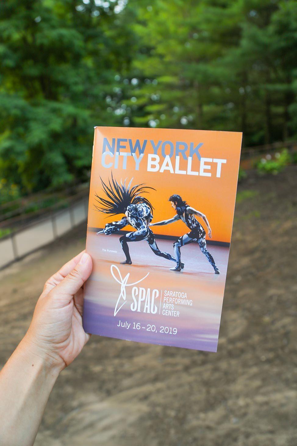 New York City Ballet at SPAC