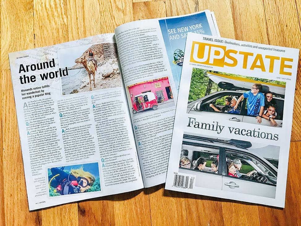 Upstate Magazine