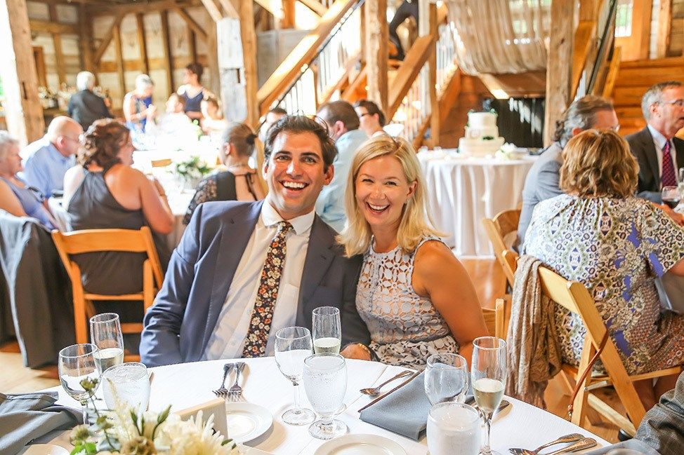 Wedding at Pat's Barn, Troy, NY
