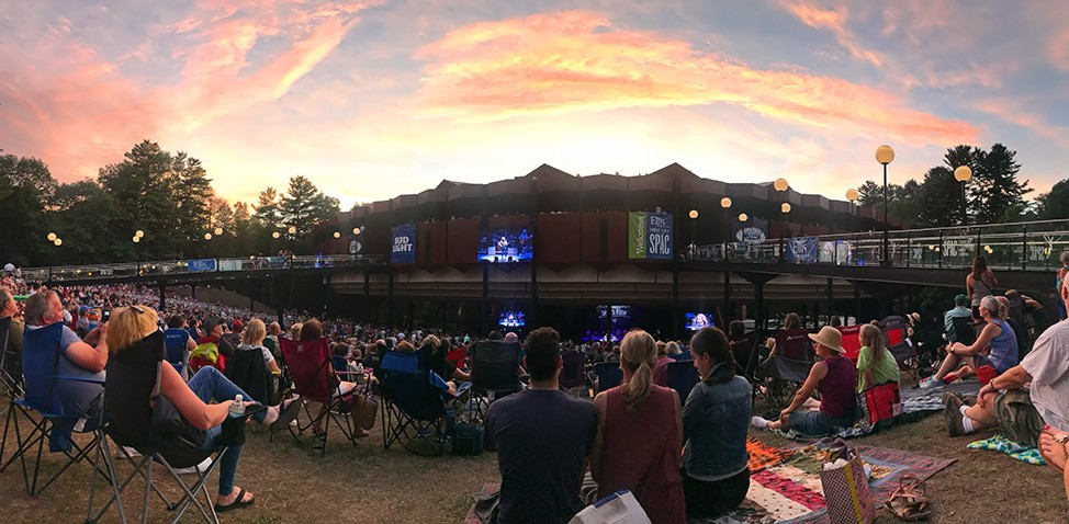 Heart and Sheryl Crow at SPAC