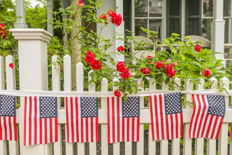 Fourth of July on Martha's Vineyard