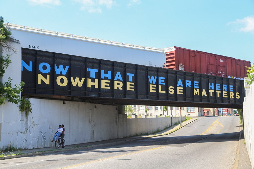 Love Letter to Syracuse mural