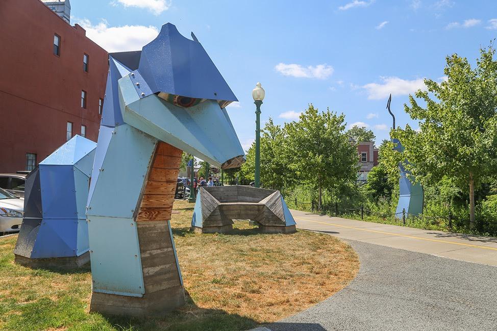 Public art in Syracuse, New York
