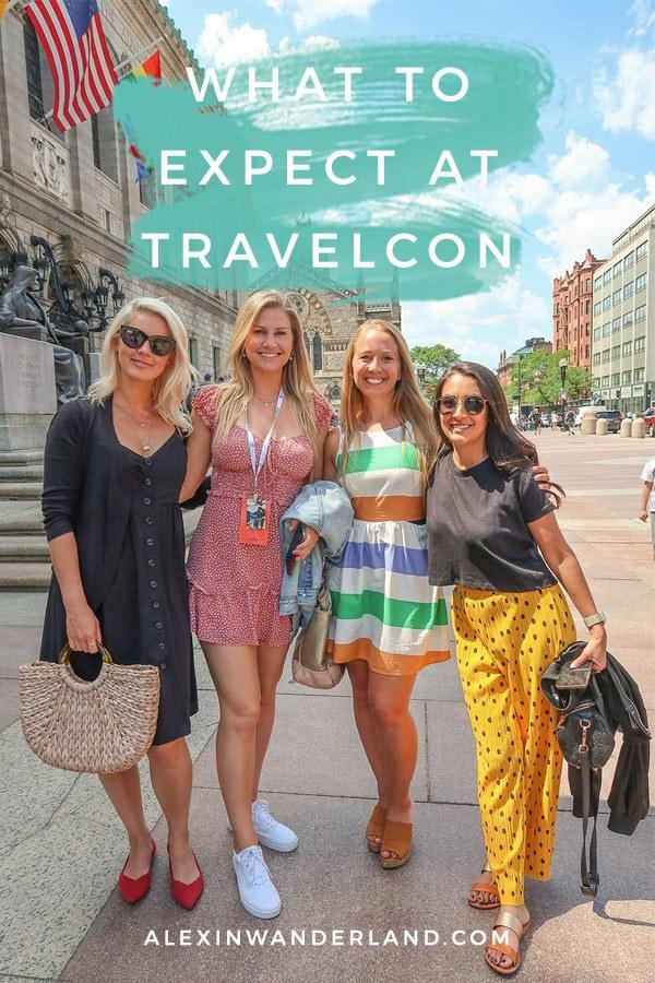 TravelCon in Boston Recap
