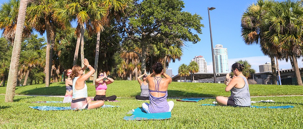 Wander Women St. Pete Recap Part III: Yoga in All The Right Places thumbnail