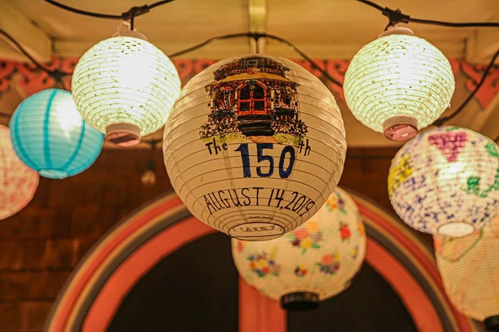150th Anniversary of Illumination on Martha's Vineyard