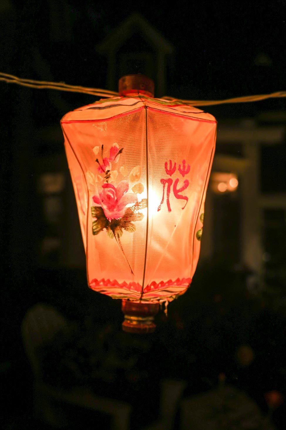 2019 Illumination in Oak Bluffs, Martha's Vineyard