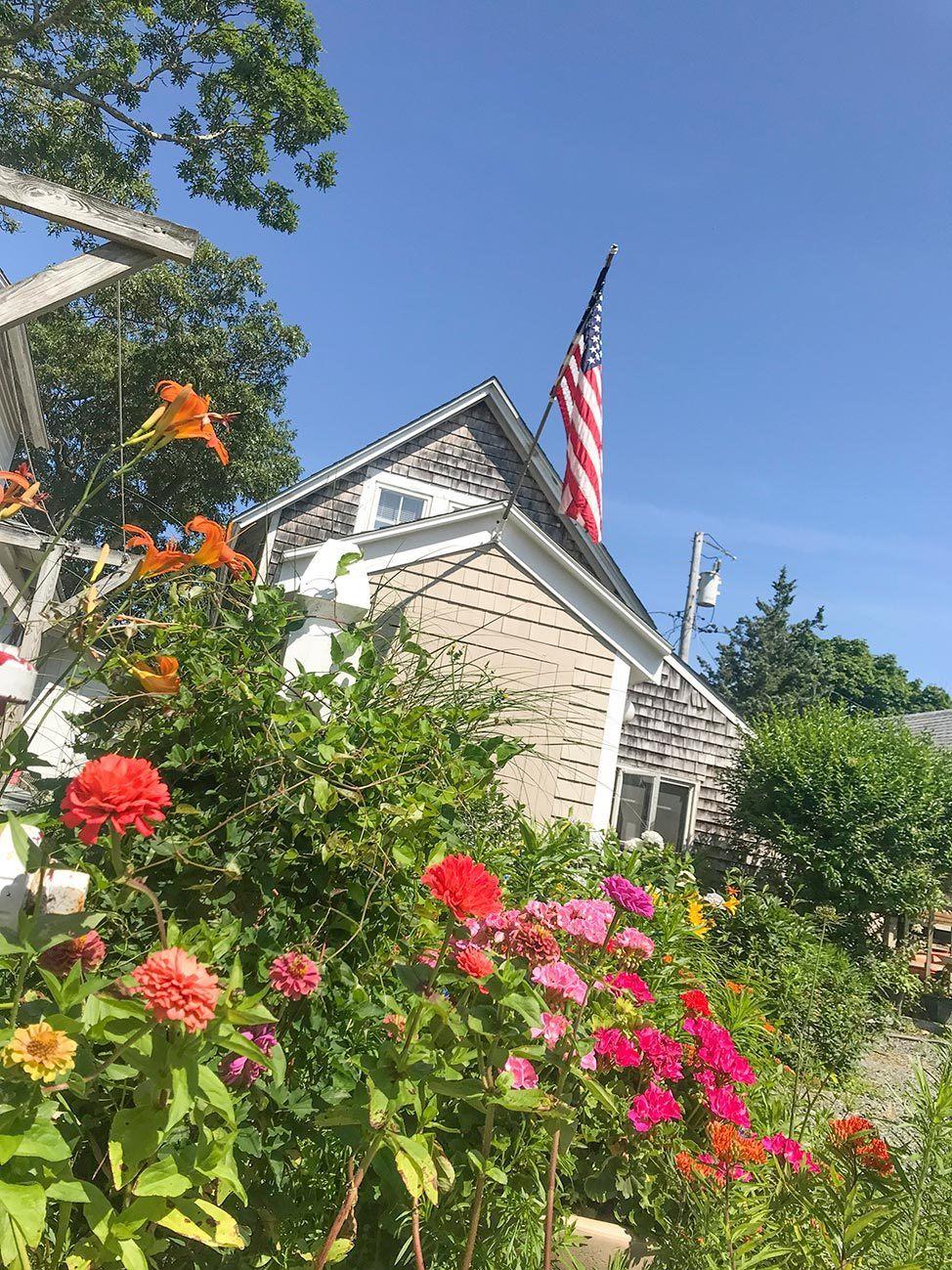 Summer in Martha's Vineyard