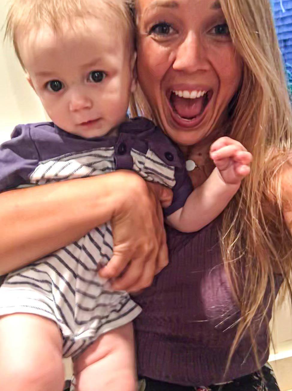Baby's first Martha's Vineyard trip
