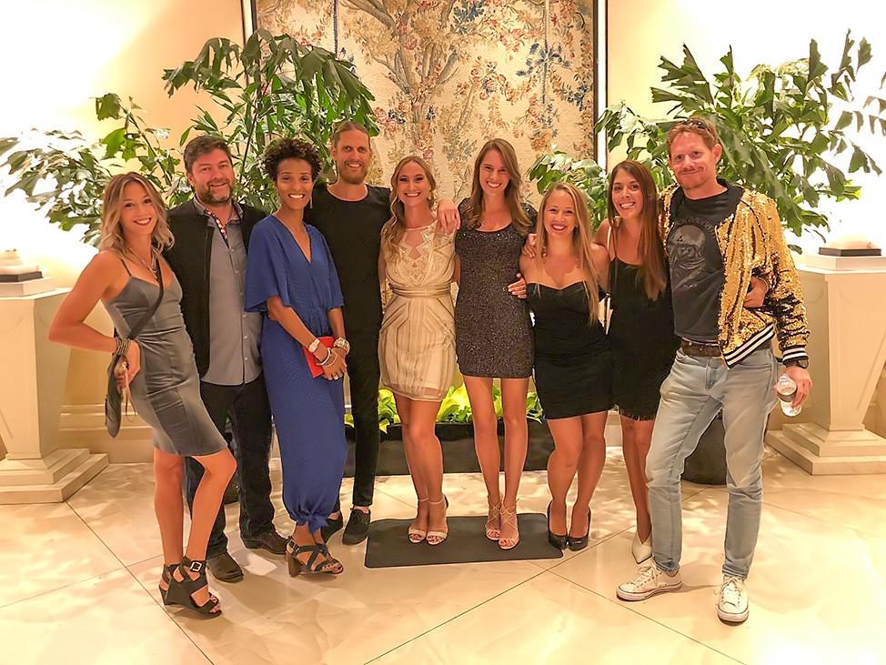 Vegas 40th Birthday Party