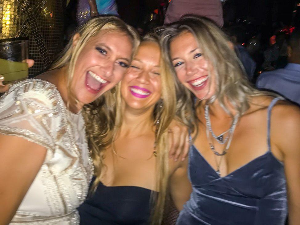 40th Birthday at XS Nightclub in Las Vegas