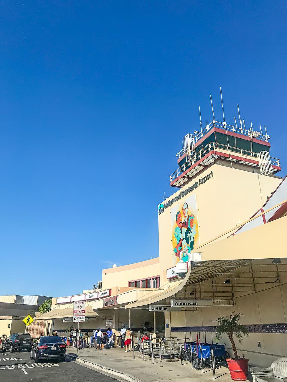 Burbank Airports