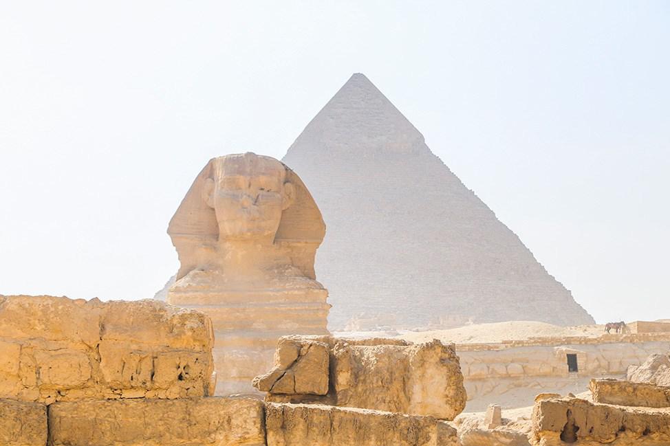 Women's Yoga Retreat in Egypt
