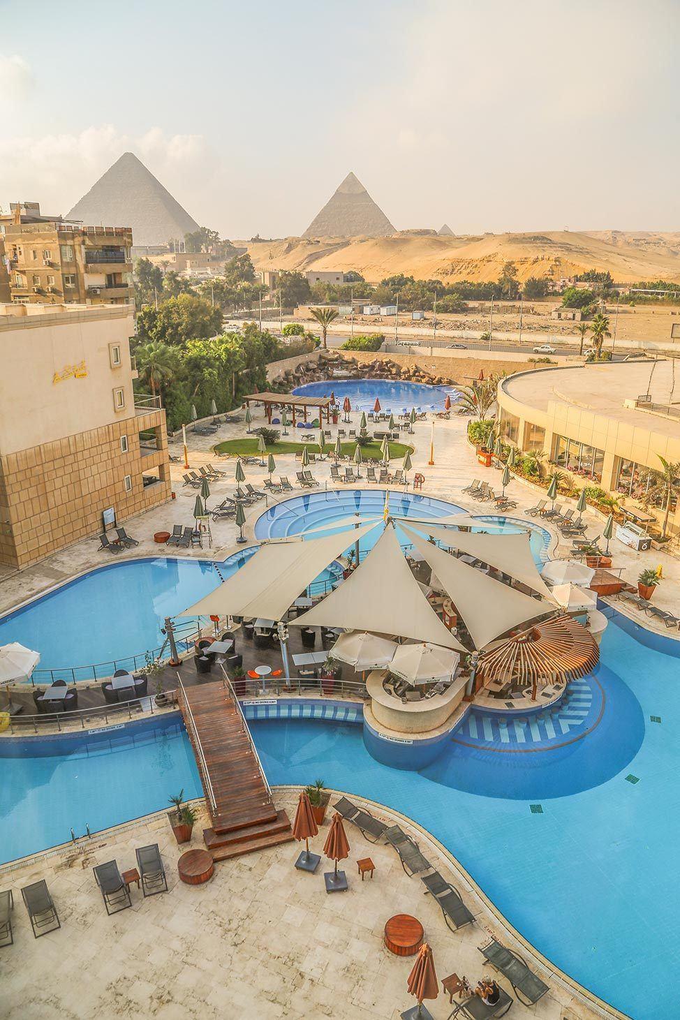 Le Meridien Pyramids in Cairo