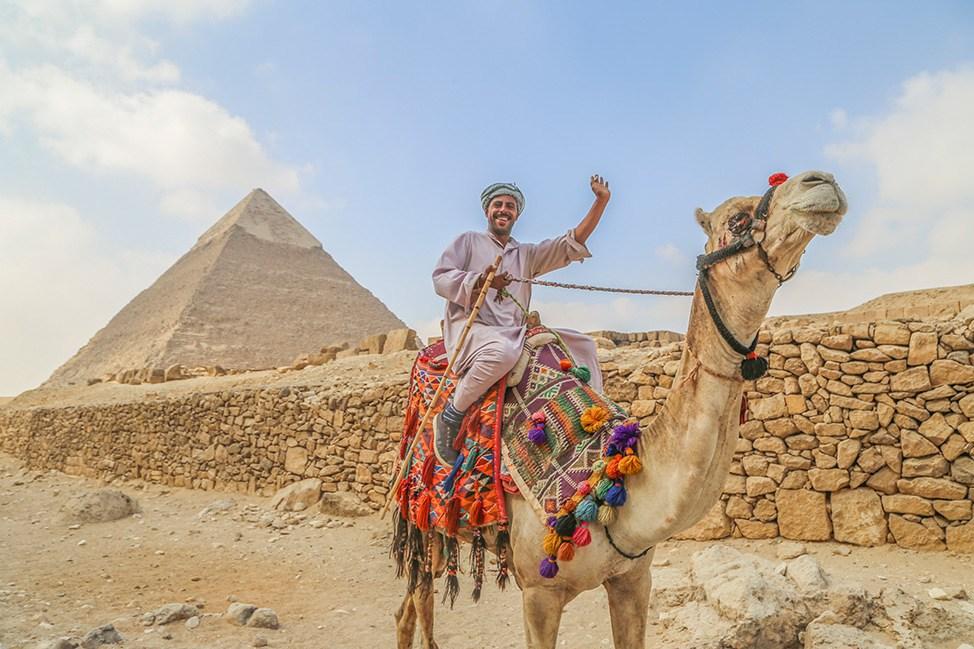 Pyramids of Cairo, Women's Yoga Retreat in Egypt