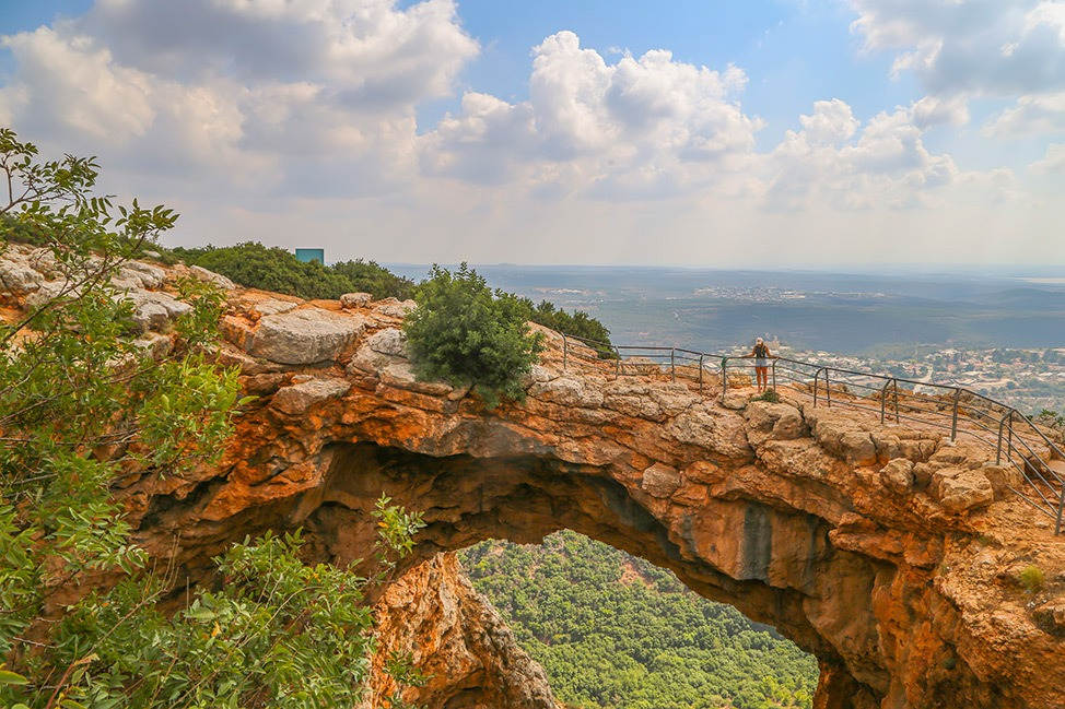 Keshet Cave, Galilee Region, Israel