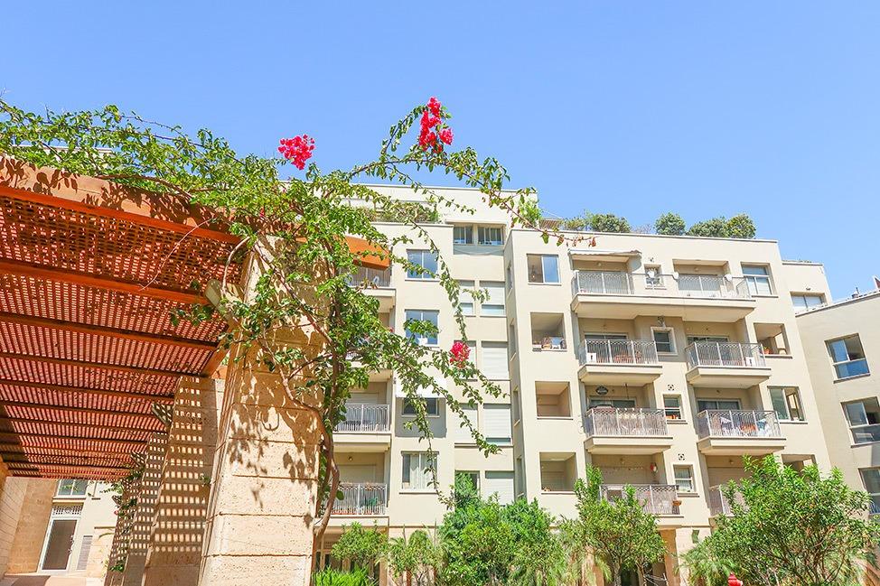 Apartment Complex in Jaffa, Tel Aviv